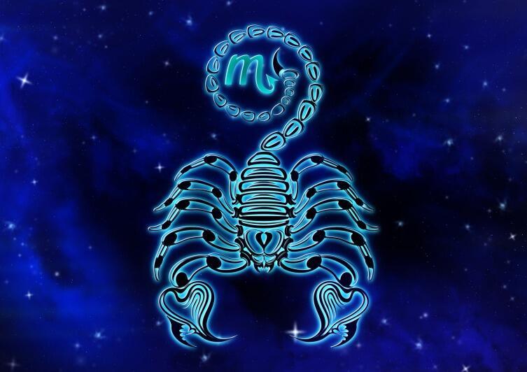 Скорпион - южный знак
