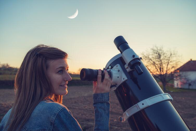 С древности люди наблюдали за звездами и пытались определить свою судьбу