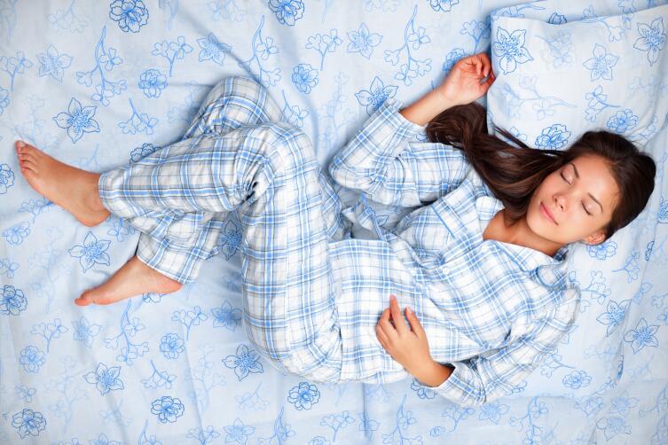 В фазу быстрого сна происходит упорядочивание информации в голове