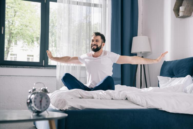 Для полного восстановления необходимо 4-5 полных циклов сна