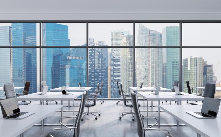 Интересно, вымрут ли офисы в будущем?