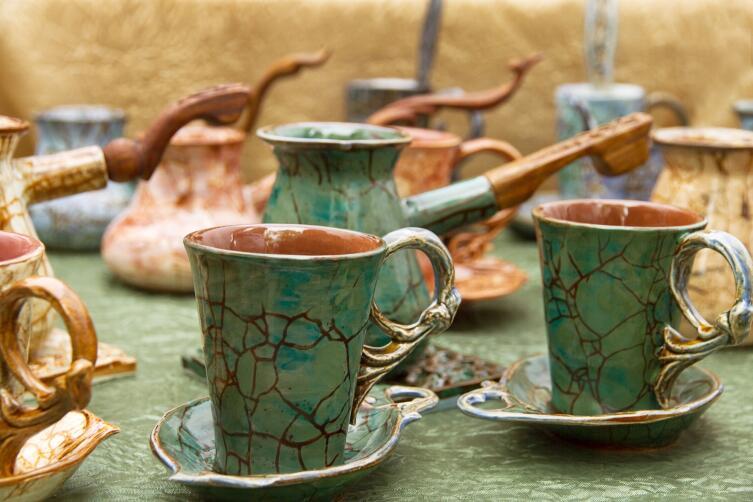 Керамические турки хрупкие и дорогие