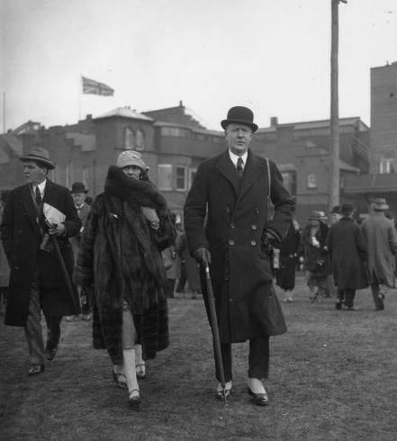 Коко Шанель и Хью Гросвенор, герцог Вестминстерский, 1920-е гг.