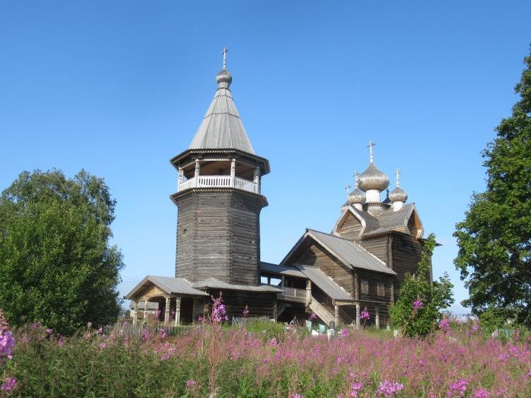 Понадобились две реставрации, чтобы церковь восстановила свой изначальный облик