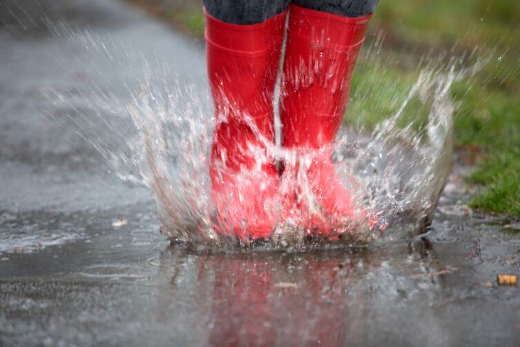Кратковременный дождь пройдет не дольше 3-х часов