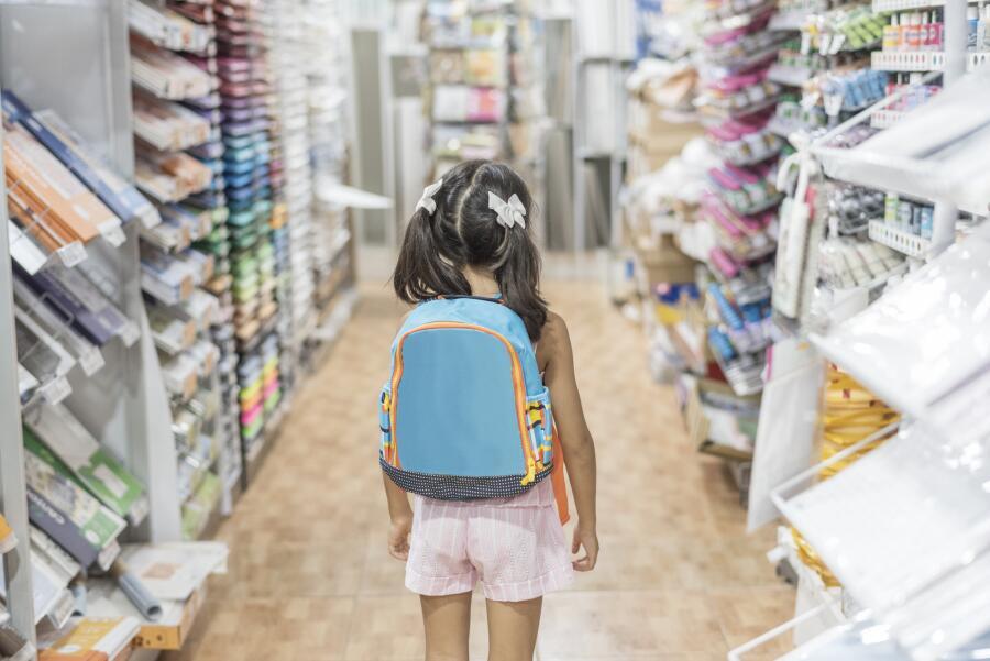 Как собрать ребенка к новому учебному году и при этом не остаться с пустыми карманами?
