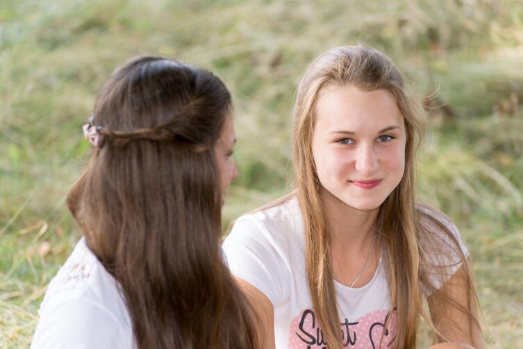 Проблемы начинаются в подростковом возрасте