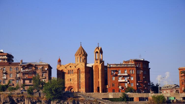 Церковь Святого Саркиса в Ереване