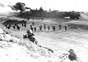 Как бронепоезда действовали в Великую Отечественную войну?