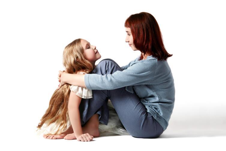 Говорите с ребенком, не теряйте доверие