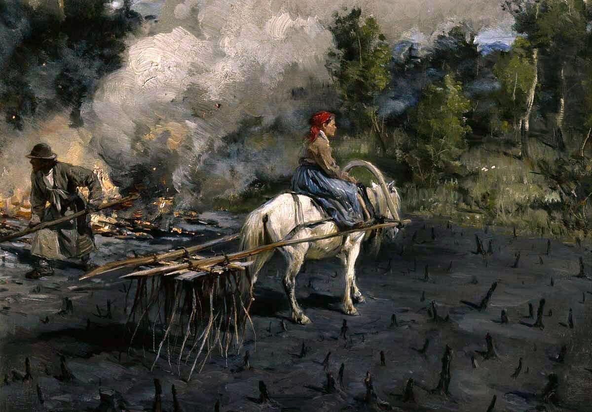 Бывают ли земледельцы кочевниками? Опыт предков
