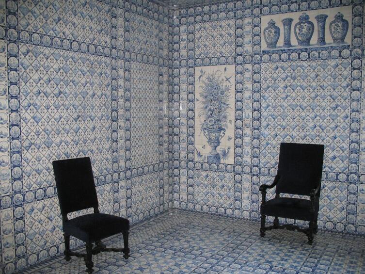Комната в старинном замке