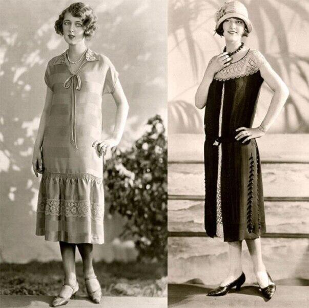 Мода 20-х гг. прошлого столетия