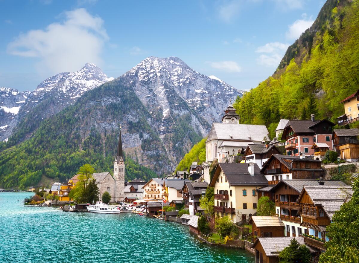 Страна музыки и гор: что расскажет Интернет об Австрии?