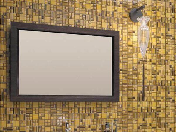 Как можно уложить мозаику в ванной и на кухне?