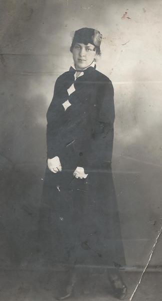 Александра Павловна в замужества
