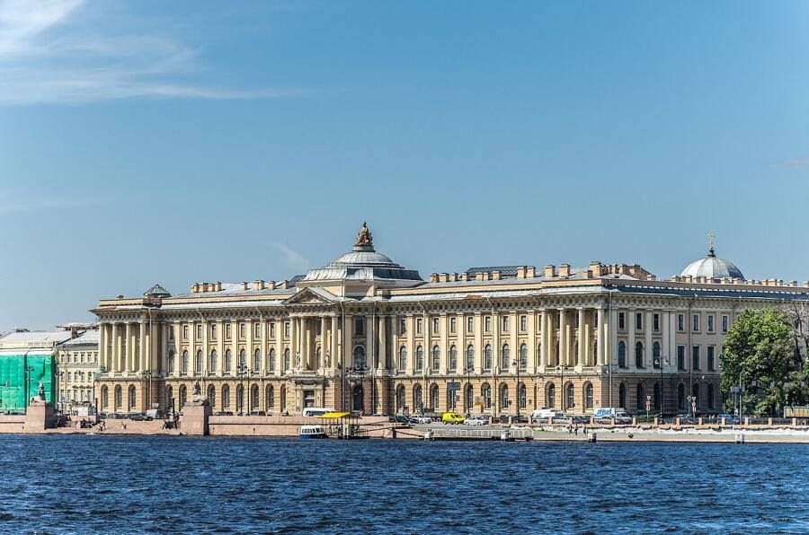 Институт имени Ильи Ефимовича Репина