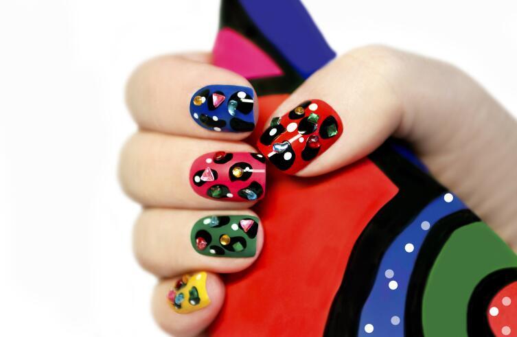 Какой маникюр будет в моде осенью? Новинки nail-art