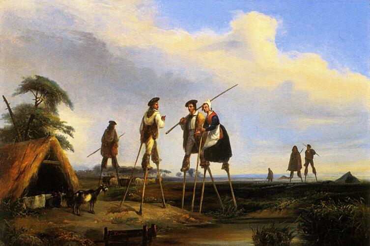 Картина Жана-Луи Жинтрака
