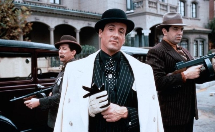 Кадр из к/ф «Оскар», 1991 г.