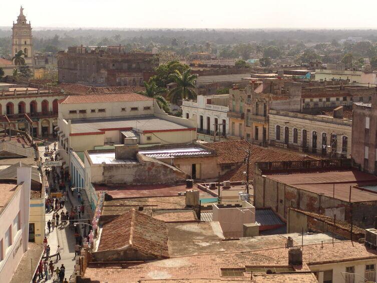 Исторический центр города Камагуэй — объект Всемирного наследия ЮНЕСКО