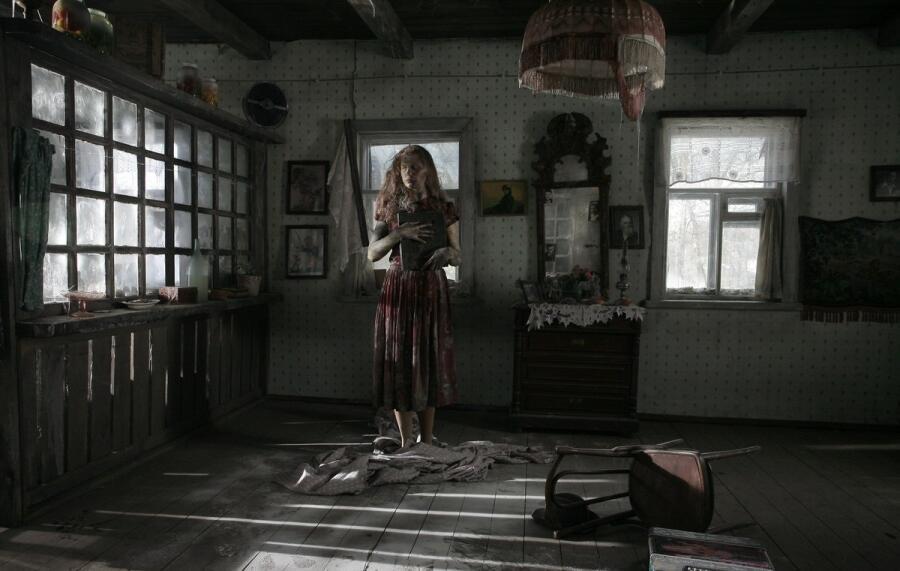 Кадр из к/ф «Чудо», 2009 г.