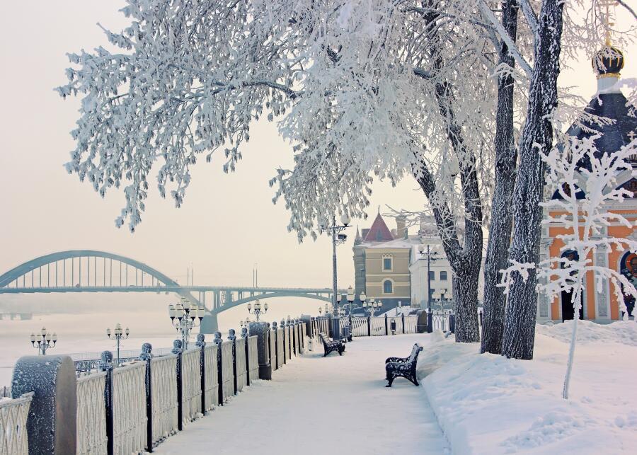 Города России. Что посмотреть в Рыбинске?
