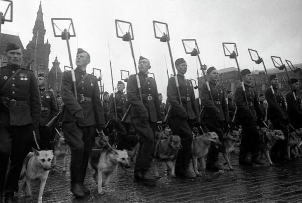 История минного оружия. Как началось использование радиофугасов?