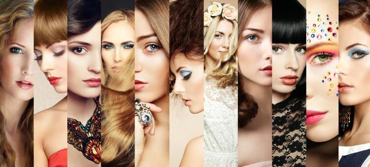 Каким был идеал женской красоты в первом десятилетии XXI века?