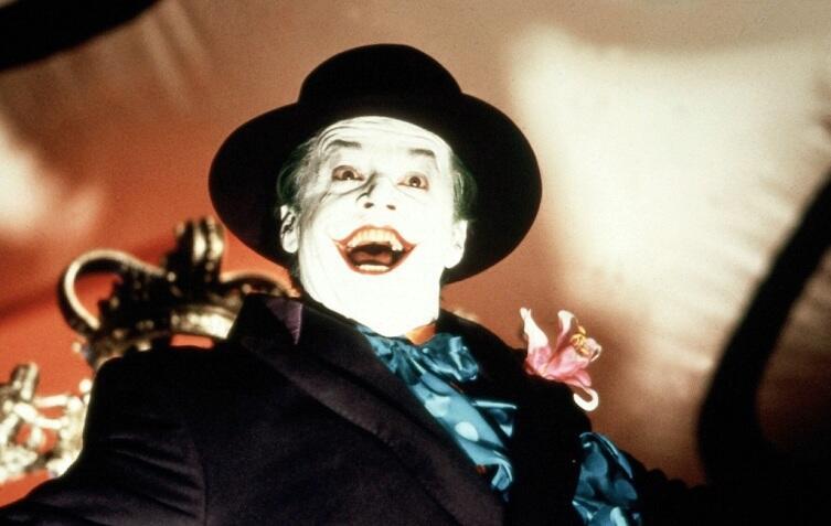 Кадр из к/ф «Бэтмен», 1989 г.