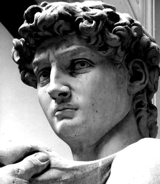 Взор «Давида»