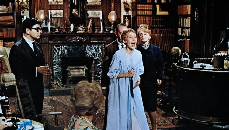 Кадр из к/ф «Ребенок Розмари», 1968 г.