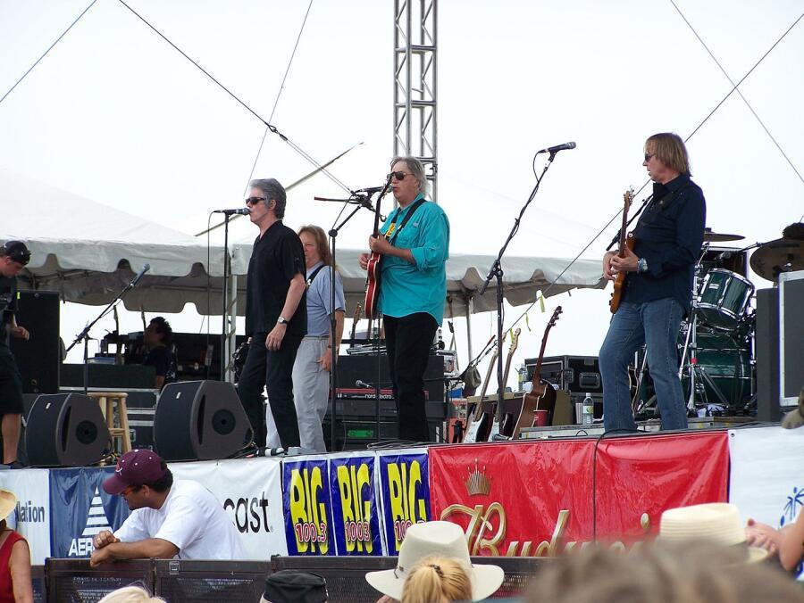 Группа THREE DOG NIGHT, 2007 г.