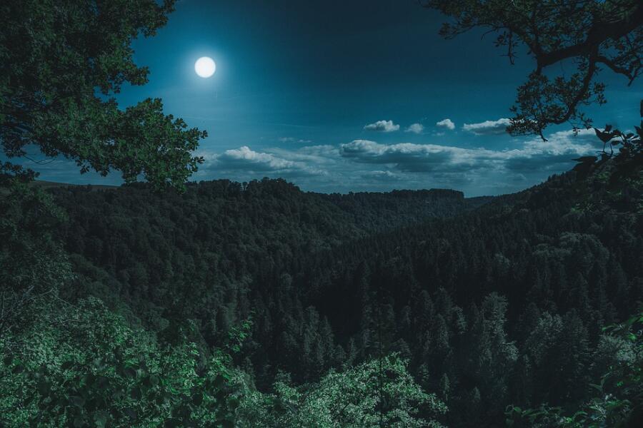 Как влияет на нас Луна?