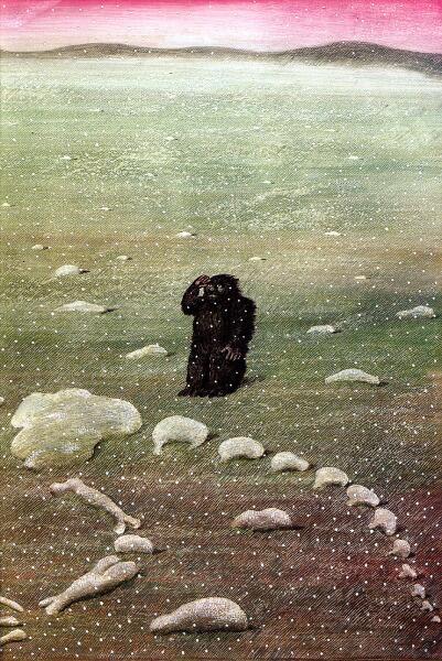 Питер Сис, «Одиночество»