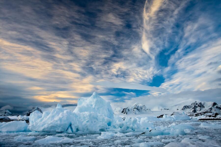 Чем манил людей Северный полюс?