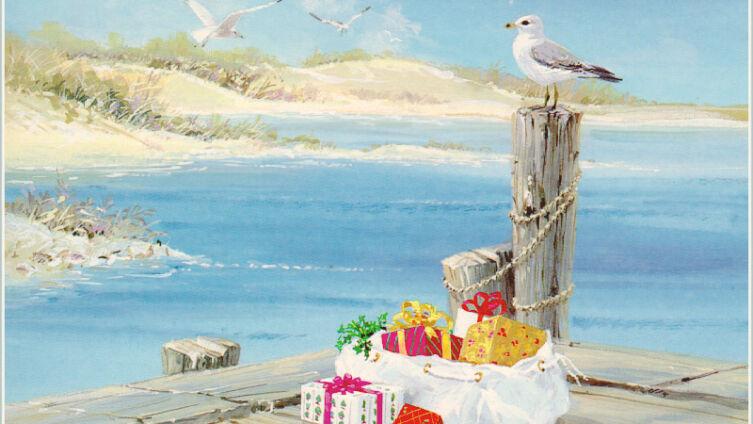 Алан Фишман, «Подарки»