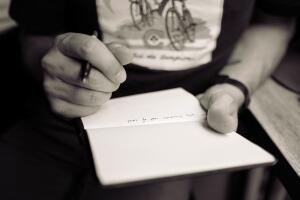 Легко ли быть настоящим мужчиной? Письмо любимой женщине