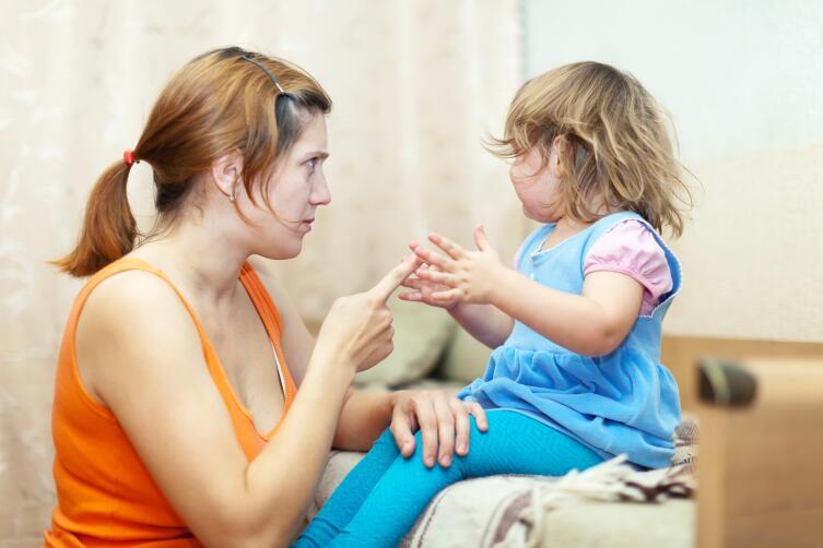 Немудрые родители рьяно воспитывают своего ребёнка