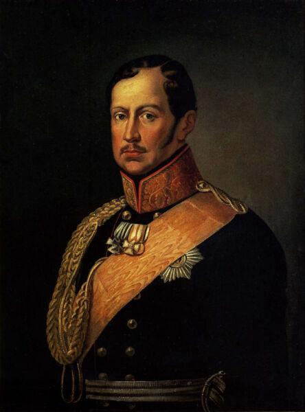 Фридрих Вильгельм III