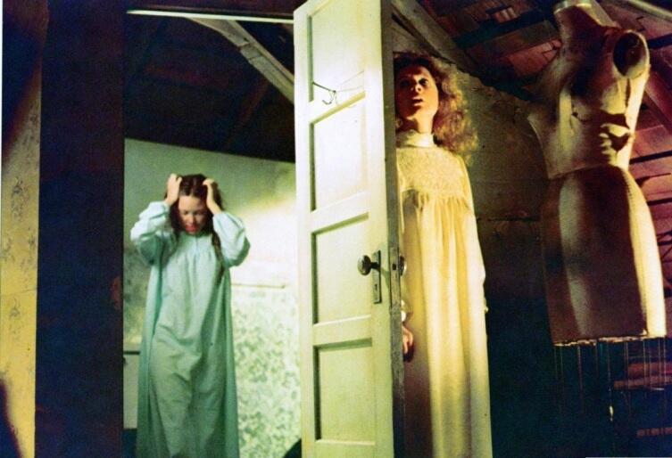 Кадр из к/ф «Кэрри», 1976 г.