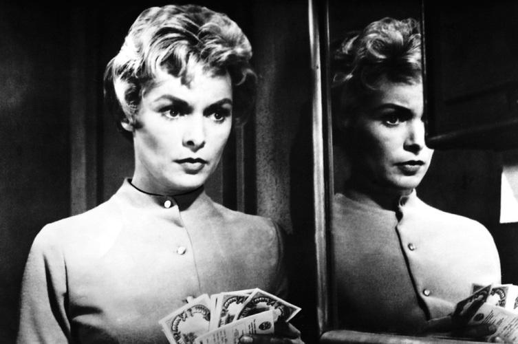 Кадр из к/ф «Психо», 1960 г.