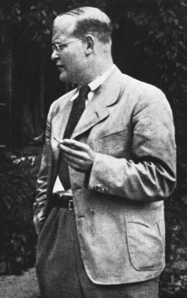Дитрих Бонхёффер
