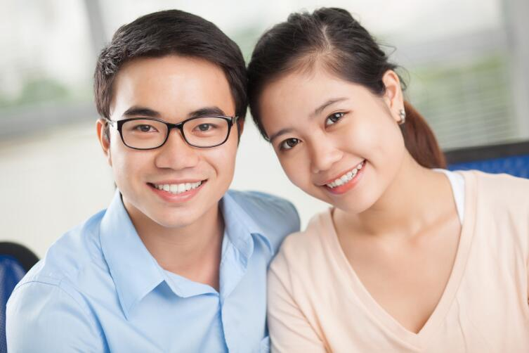 Вьетнамская пара
