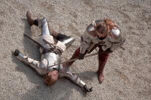 Что такое историческое фехтование? А это смотря какое!
