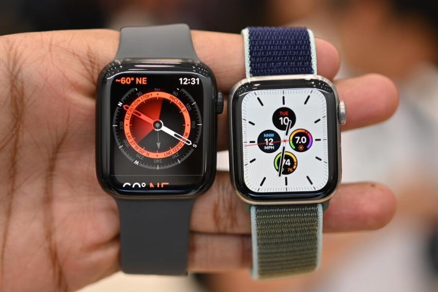 Что такое Apple Watch Series 5? Универсальная модель от Apple