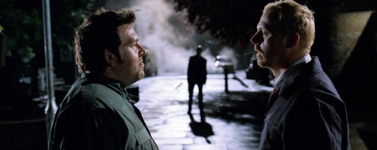 Кадр из к/ф «Зомби по имени Шон», 2004 г.