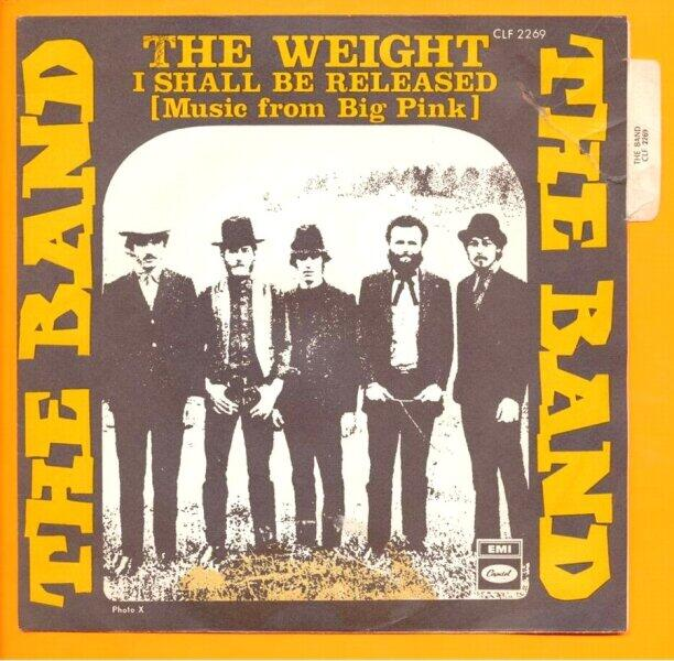 Какую ношу взвалил на себя герой песни «The Weight» от группы The BAND?