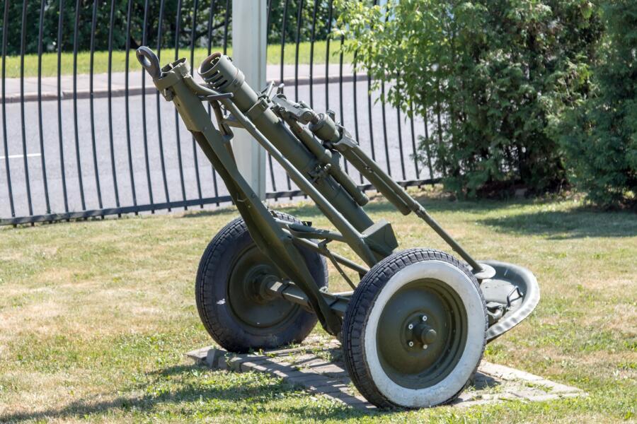 120-мм полковой миномёт обр. 1938 г.
