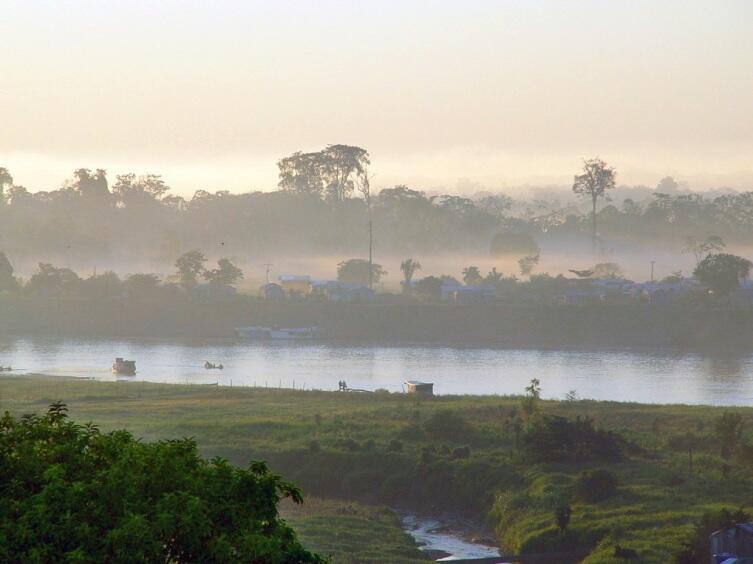 Река Журуа